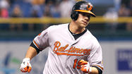 ST. PETERSBURG, Fla. – When it came to stopping Orioles first baseman Chris Davis in this week's season-opening series, the Tampa Bay Rays had few victories.