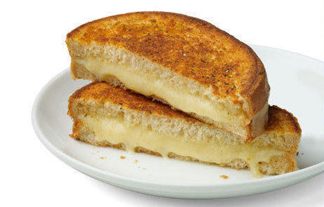 Free sandwiches at The Melt for National Grilled Cheese Day.