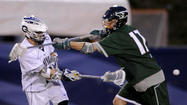 "Georgetown junior attackman <strong><a href=""http://data.baltimoresun.com/maryland-recruiting/highschool/?p=2248"">Jeff Fountain</a></strong> (St. Paul's), who is second on the team with 16 goals, left the Hoyas' 8-6 loss to Villanova on Wednesday with an injury, and his status isn't immediately known."