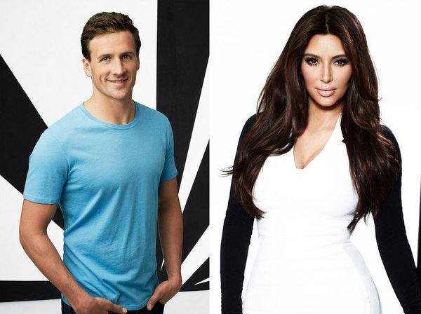 Ryan Lochte talks Kim Kardashian