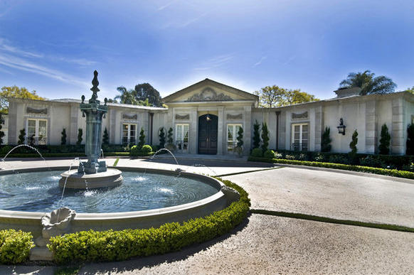 Syndicated radio host Casey Kasem and his wife,  Jean, are listing their Westside estate for $42 million.