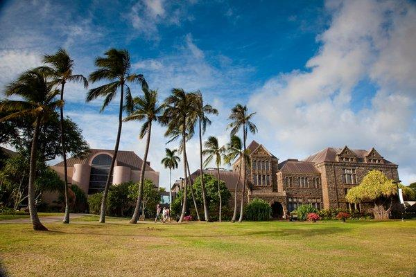 The Great Lawn of Honolulu's Bishop Museum will be the setting for a cultural festival April 20.
