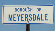 MEYERSDALE — Problems in the community could be driving Meyersdale area students to drug use, according to a survey.
