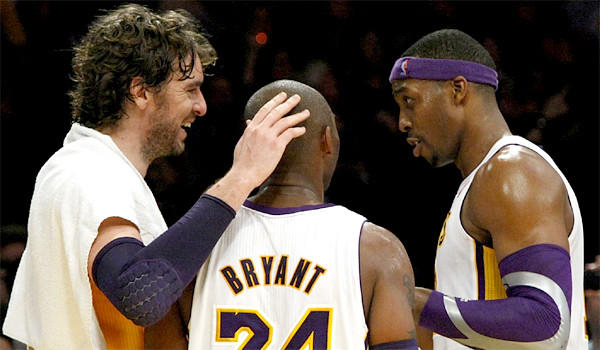 The X-factor for the Lakers when they face the Memphis Grizzlies will be how big men Pau Gasol and Dwight Howard perform against Zach Randolph and Marc Gasol.