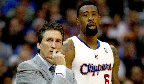 DeAndre Jordan says he's working on his free throws, an improvement in consistency that could result in Coach Vinny Del Negro keeping his starting center on the court in the fourth quarter during close games.