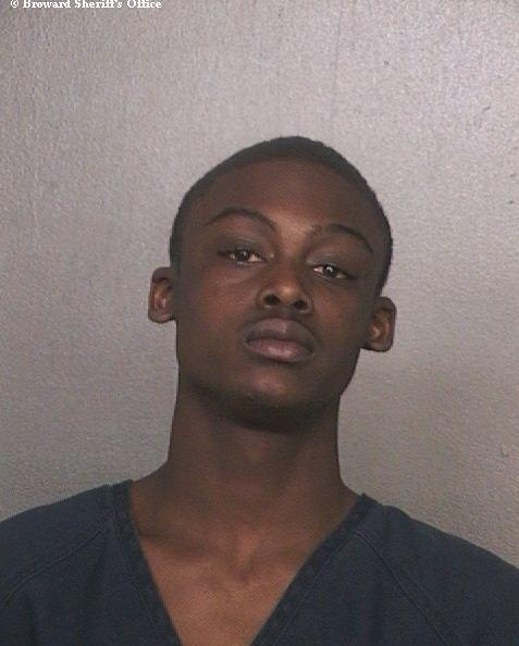 Walter Morris Hart III, 19, is charged with second-degree murder in the stabbing death of Keema Gooding, 20.
