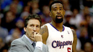 The evolution of Clippers center DeAndre Jordan is ongoing — and whatever the final result is, the responsibility is in his hands.