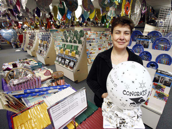 Marian Osborn is the owner of Party Central at 1120 Eighth Avenue Northeast in Aberdeen.