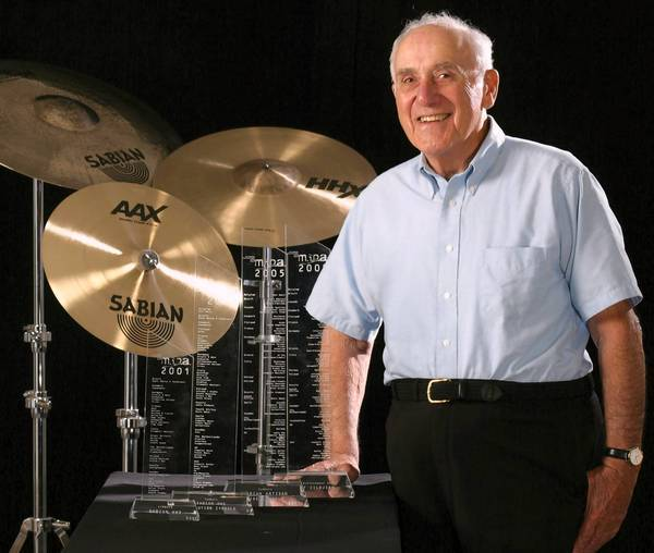 "Robert ""RZ"" Zildjian was the founder of the Sabian cymbal manufacturing company."