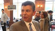 Former lieutenant governor and state lawmaker Abel Maldonado filed papers Thursday to explore a run for governor.