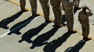 Drinking, drugs more common for kids of deployed