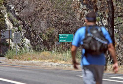 Los Angeles Crest Highway Closure Angeles Crest Highway Closures