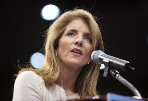 Caroline Kennedy, seen here in 2008, is reportedly in line to be the next U.S. ambassador to Japan.