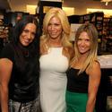Lindsey Cooper, Jill Martin and Melissa Katz