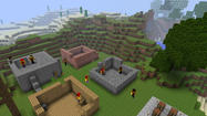 The indie game Minecraft has become a runaway hit.