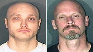 A man linked to a white supremacist gang has been apprehended in Colorado and will be questioned in the shooting death of the state's prisons chief, officials said Friday.