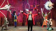 "THEATER REVIEW: ""Barnum"" at the Mercury Theater ★★★ ... ""Barnum,"" the 1980 musical about that great showman Phineas Taylor Barnum, is very rarely produced in Chicago."