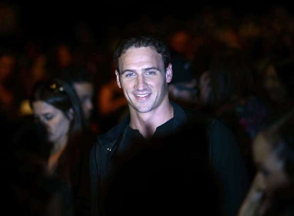 Ryan Lochte's new reality series premieres April 21.