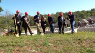 Pictures: St. Jude Dream Home groundbreaking