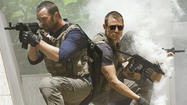 "One look at a new behind-the-scenes video from ""Strike Back"" and its easy to see why star Philip Winchester says, ""I love my job."""