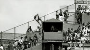 Opening Day at Wrigely Field 1976