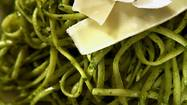 Recipe: Dandelion pesto