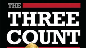 Book review of 'The Three Count' by Jimmy Korderas
