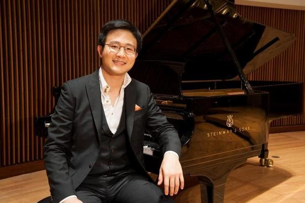 Pianist Yekwon Sunwoo had been scheduled to perform at Sunday's Symphony of the Arts