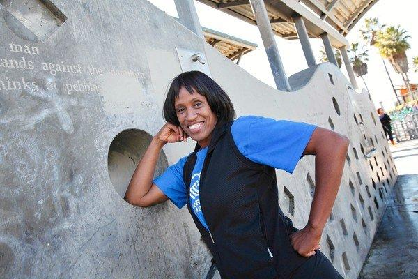 Olympian Jackie Joyner-Kersee is involved in the Boys & Girls Clubs of America's Triple Play Fit Family Challenge.