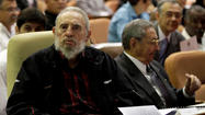 "Former Cuban President Fidel Castro urged North Korea to steer clear of atomic warfare, saying Koreans faced ""one of the most grave risks of nuclear war"" since the Cuban missile crisis half a century ago."