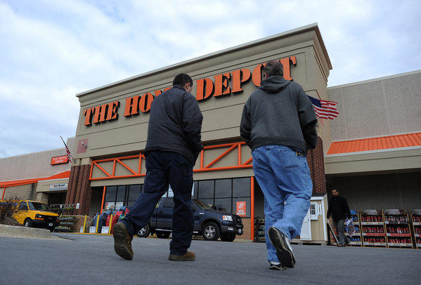 The Home Depot USA agreed to pay $8 million to settle a lawsuit alleging that it sold paints with illegal smog-forming ingredients.