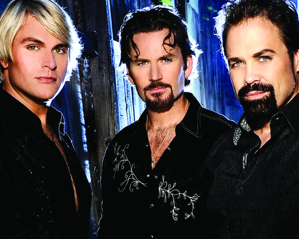The Texas Tenors will perform at 8 p.m. Wednesday, April 10, at Shippensburg Universitys H. Ric Luhrs Performing Arts Center, 1871 Old Main Drive, Shippensburg, Pa.