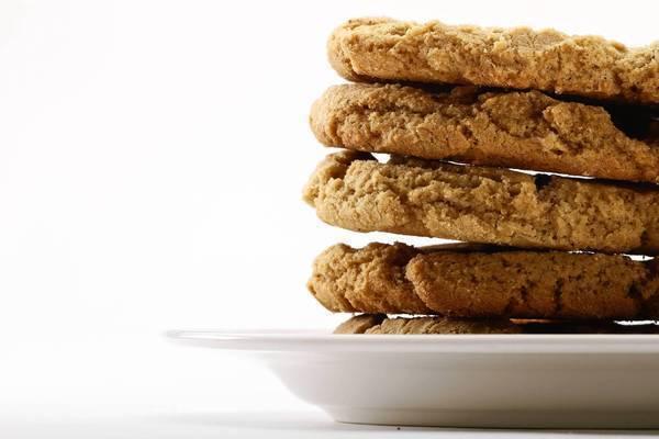 Brown butter cookies from Bittersweet Treats in Pasadena.