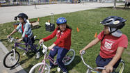 Photo Gallery: John Marshall Elementary School students learn bike safety tips