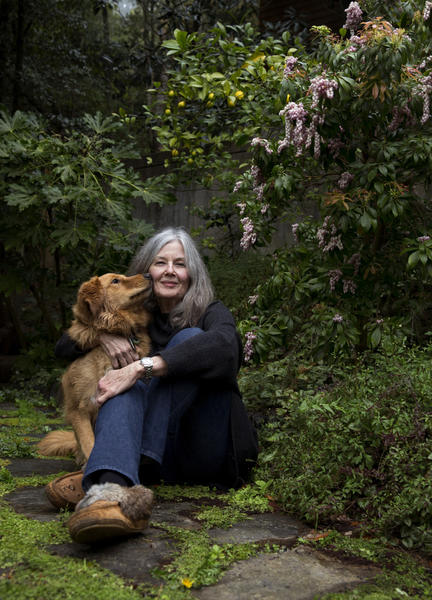 """Author Elizabeth Berg, whose latest novel is """"Tapestry of Fortunes,"""" is pictured near her home in Mill Valley, Calif., on Wednesday, Mar. 27, 2013. (Chloe Aftel/for the Chicago Tribune) B582813429Z.1 ....OUTSIDE TRIBUNE CO.- NO MAGS, NO SALES, NO INTERNET, NO TV, CHICAGO OUT, NO DIGITAL MANIPULATION..."""
