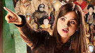 "Now that the Doctor's met his new companion, Clara Oswald (again), the duo head off in the TARDIS this weekend to the rings of the planet Akhaten in the latest episode of ""Doctor Who."""