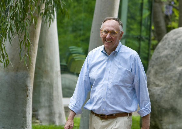 Jack Dangermond is founder and president of Esri, one of the world's leading geographic information systems companies.