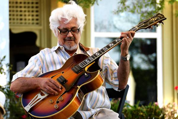 Larry Coryell performs April 6 at Zoellner Arts Center.