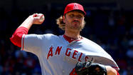 ARLINGTON, Texas — Kevin Jepsen was the Angels' top right-handed setup man in the second half of 2012, going 3-1 with a 1.67 earned-run average in 40 games from July 5 on, and he looked dominant in his first two games of 2013, striking out four in 1 2/3 scoreless innings of the season-opening series at Cincinnati.