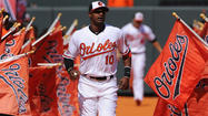 2013 Orioles Opening Day at Camden Yards [Pictures]