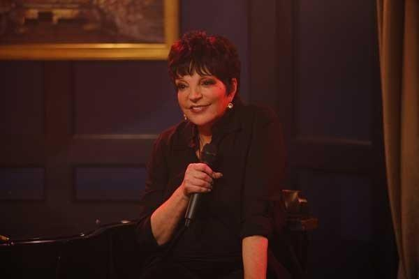 "Liza Minnelli helps plan a party on ""Smash"" at 9 p.m. on NBC."