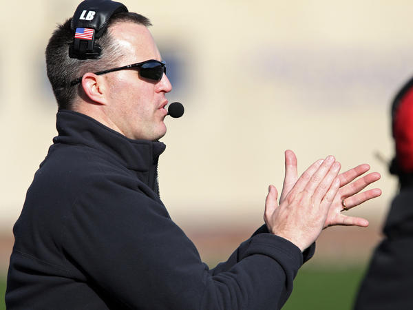 Northwestern coach Pat Fitzgerald. (John J. Kim/Tribune Photo)