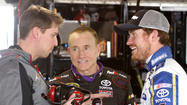 The drivers replacing the injured Denny Hamlin view their opportunities differently.