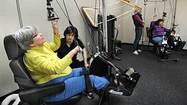 Westminster gym for the disabled specializes in small miracles