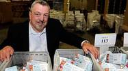 Helping companies save money on postage can bring in the big bucks.