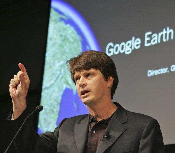 As director of Google's Niantic Labs, Google Earth creator John Hanke masterminded Field Trip, an app that provides real-time, location-based information about shops, buildings and services.