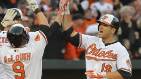 Sports Blitz: Orioles realize they can't rely on runs in bunches all season