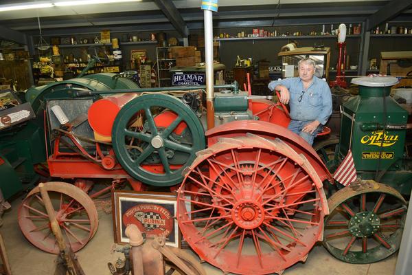 1919 Eagle farm tractor