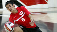 Photo Gallery: Crescenta Valley vs. Glendale High boys' volleyball