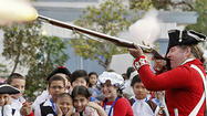 Photo Gallery: Annual colonial days at Keppel Elementary School